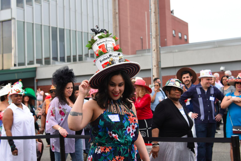 Hats off to Kentucky Derby Hat Contest Winners
