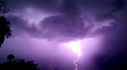 Raucous storms expected this evening