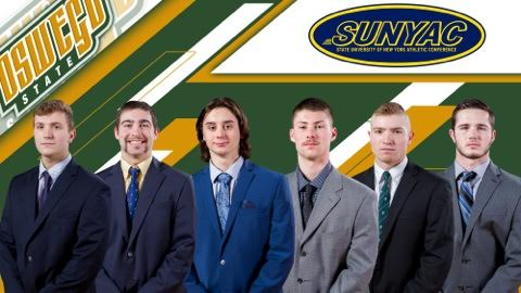 Adam Burlew of Thiells and Five Lakers Earn Conference Recognition