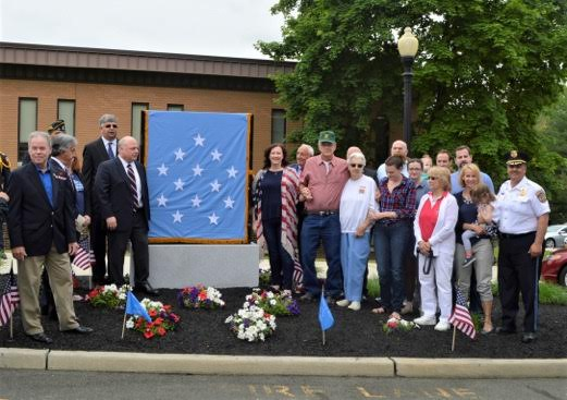 Town of Haverstraw Medal of Honor Monument Dedication Ceremony