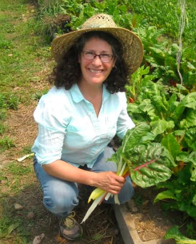 Volunteer of the Week: Kathy Rauth, Rockland Farm Alliance summer camp and education program at Cropsey Community Farm