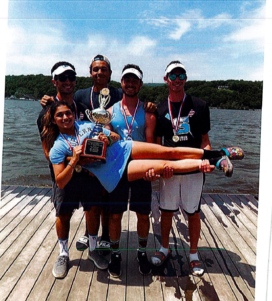 SUFFERN ROWING TEAM PLACES SIXTH IN NATION