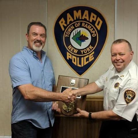 Police Dept. Promotions and Retirements