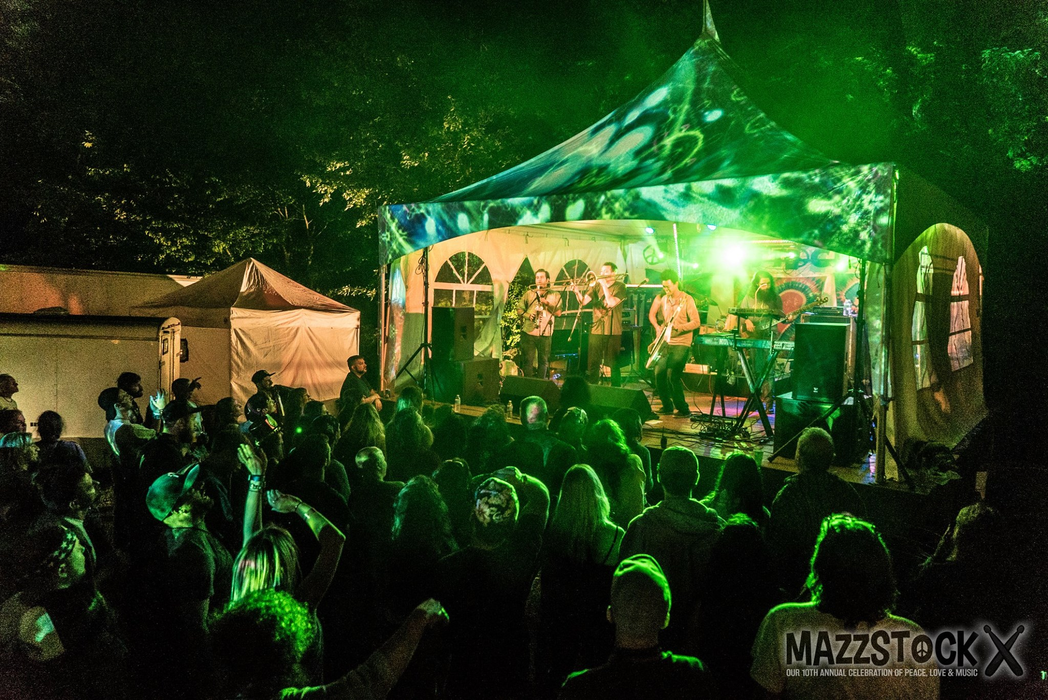 Nyack acts among headliners at Mazzstock 2018