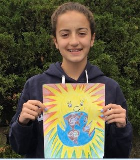 Thiells Student Wins Solar Energy Earth Day Contest The