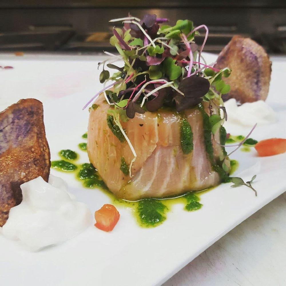 """""""So What's the Catch?"""" Review of Haverstraw's new restaurant Catch on the Hudson"""