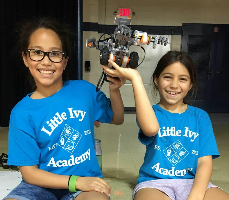 This Saturday at Discover Summer, Camp FunDay, Kids Can Film Special Fx, Make Robots & Video Games