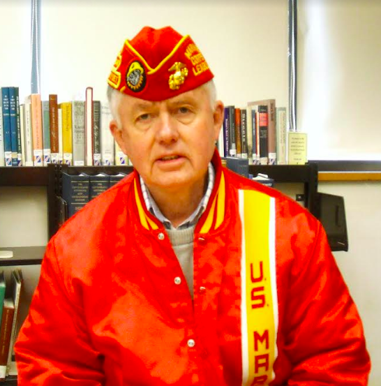 Unsung Hero John H. Leighton: Active Member of the Marine Corps League of Rockland County