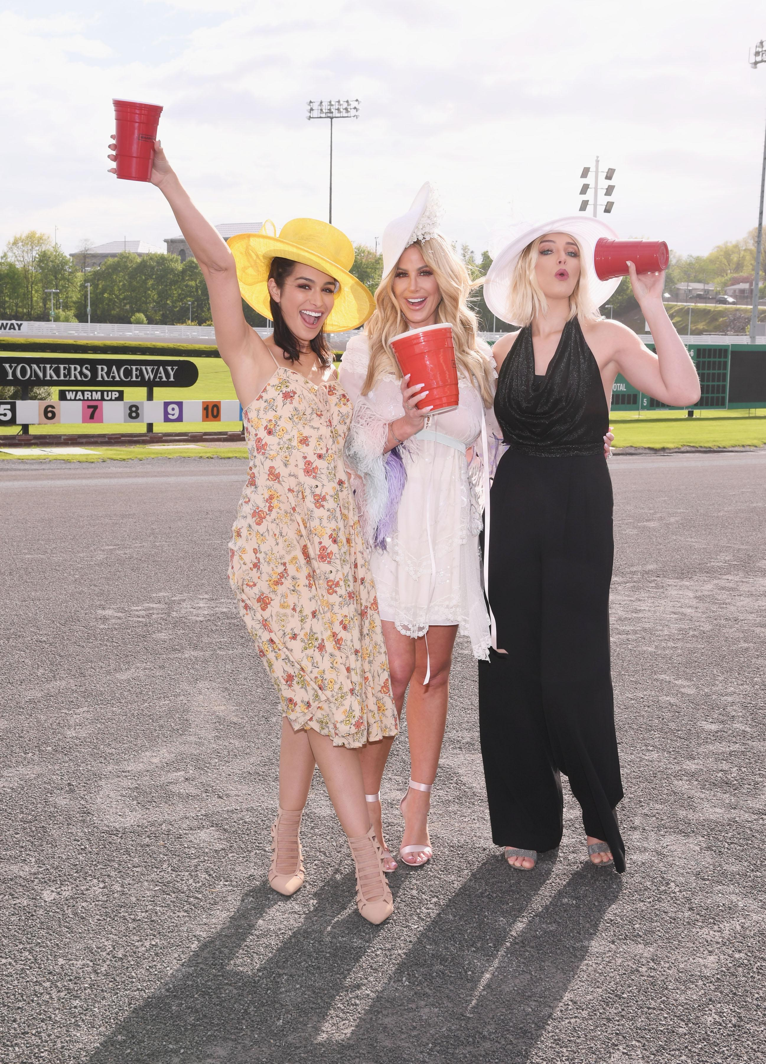 CELEBS HOST KENTUCKY DERBY PARTY AT EMPIRE CITY