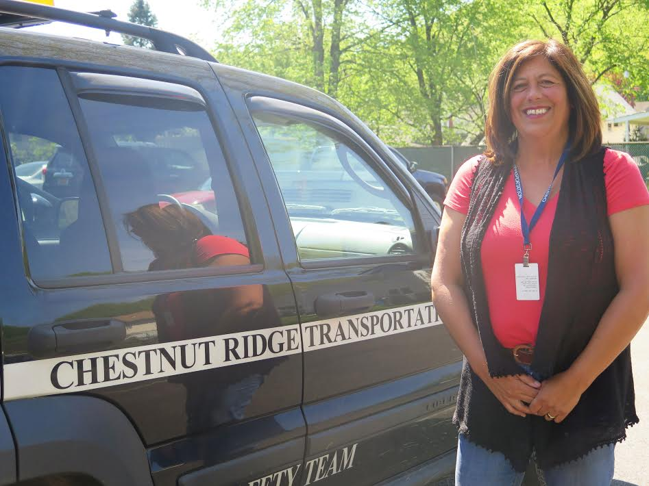 "RAMAPO CENTRAL SCHOOL DISTRICT NAMES CHESTNUT RIDGE TRANSPORTATION BUS DRIVER DUNIA BURNS A ""MOUNTIE SUPERSTAR"""