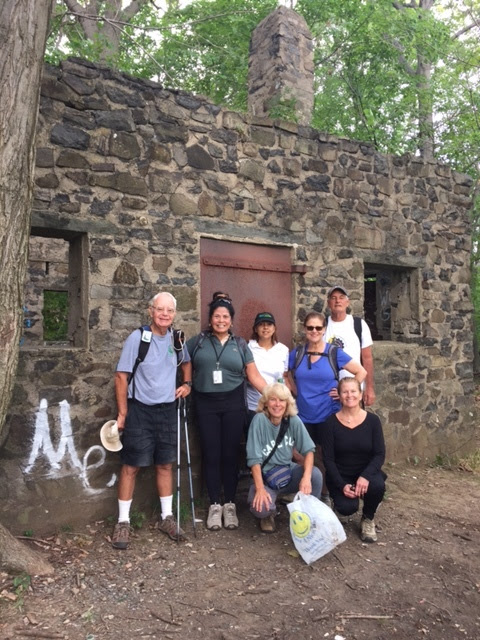 GUIDED TRAIL HIKE: Rockland County Versus Big Oil! At Tallman Mountain State Park