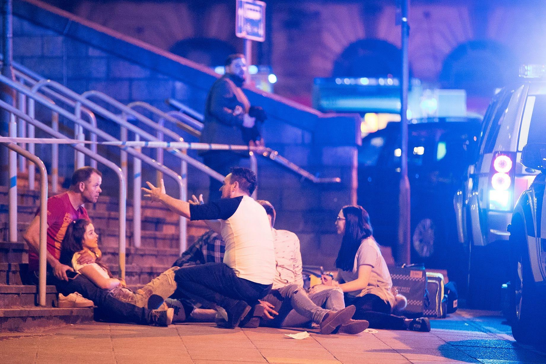 Manchester Bombing Kills Fans at Ariana Grande Concert