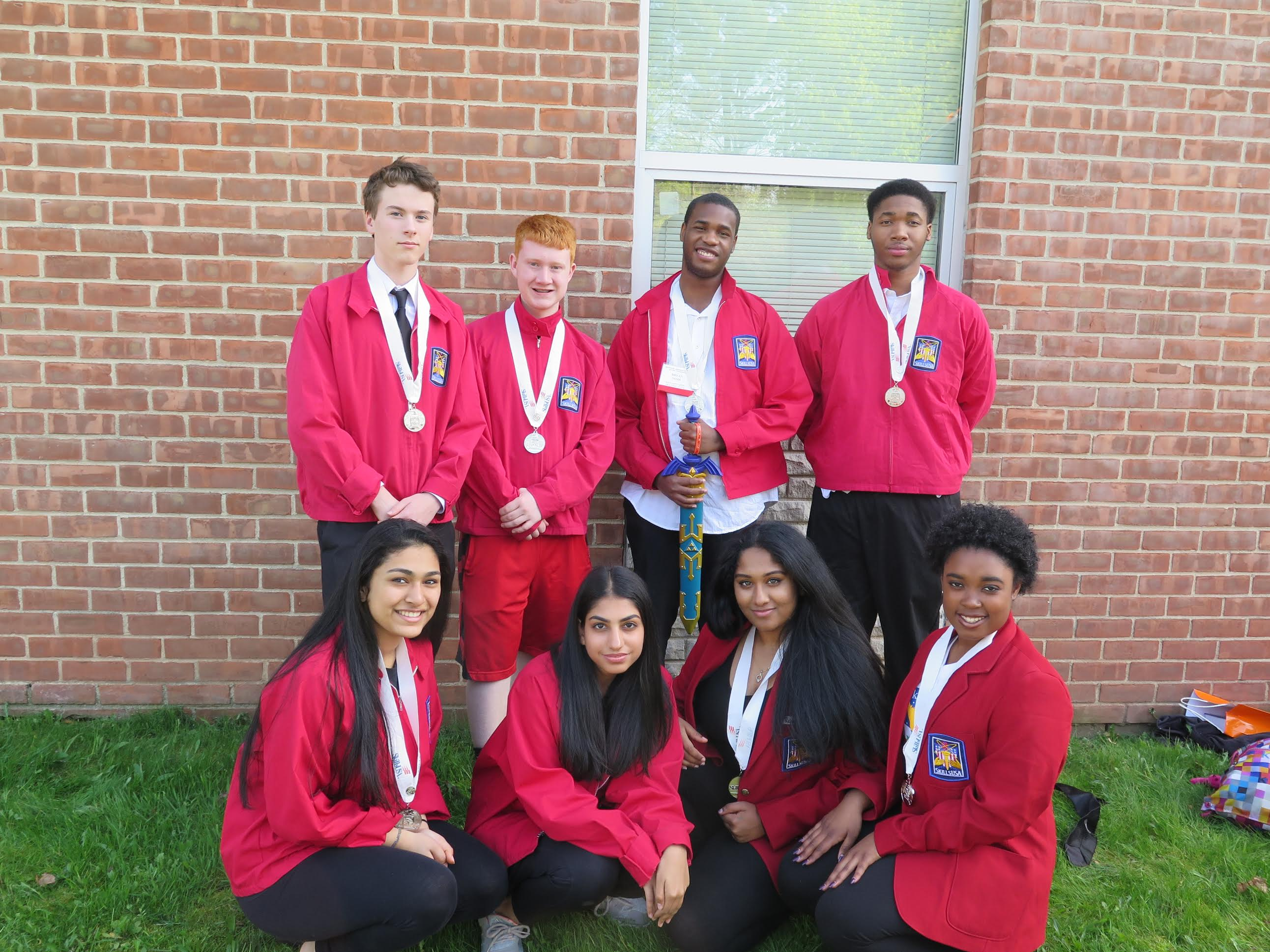 ROCKLAND BOCES STUDENTS COMPETE IN SKILLS USA LEADERSHIP CONFERENCE