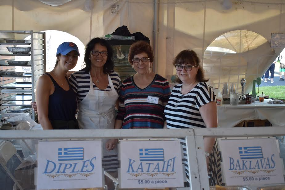 CULTURAL FAIR EXTRAORDINAIRE: Annual Greek Festival, Rockland's largest cultural fair, still going strong after 47 years