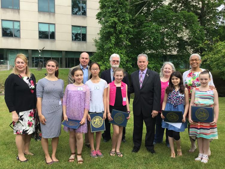 Students from Suffern, Nanuet, Nyack honored in Environmental Essay Contest