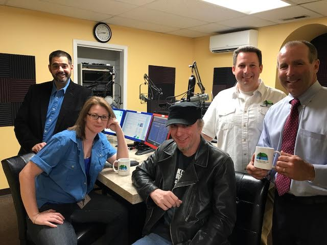 New web radio station based in Stony Point has been launched