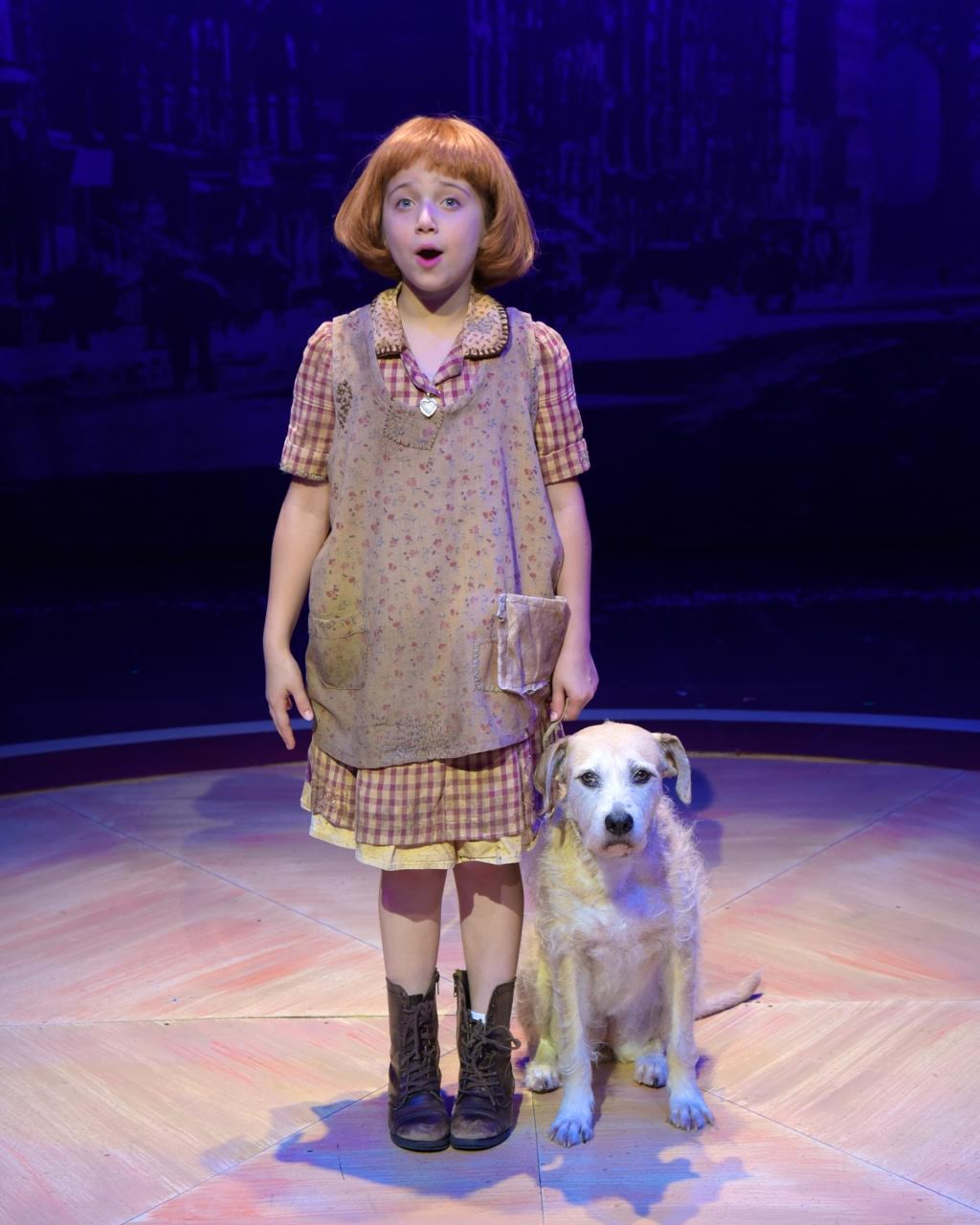 """Westchester Broadway Theatre Does it Again With """"Annie,"""" Their 201st Production"""