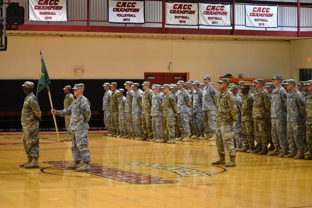 812th set to depart for training and deployment