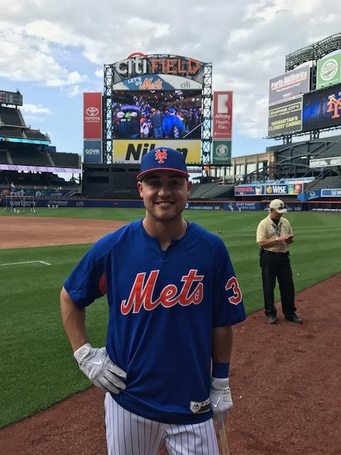 A Star Is Reborn for Mets: Conforto Is Mets Lone All-Star in 2017