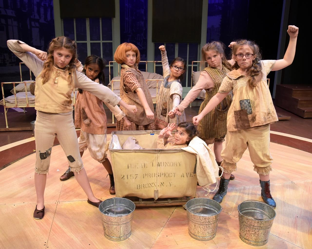 "WBT presents ""Annie"""