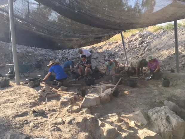 Update on Nyack College El-Araj Excavation in Holy Land