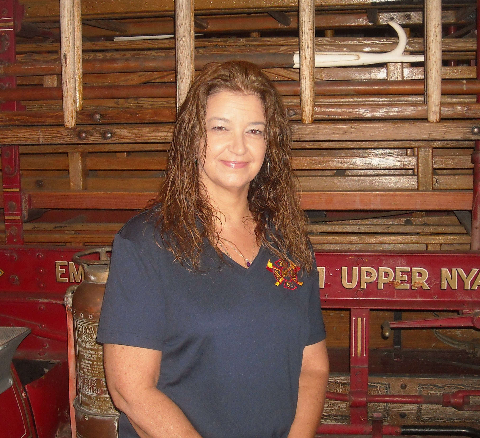 Unsung Hero: Lisa Castaldo, West Haverstraw Fire Department Volunteer Firefighter