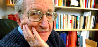 "LEFTY NOAM CHOMSKY DERIDES ANTIFA AS  A""GIFT TO THE RIGHT"""