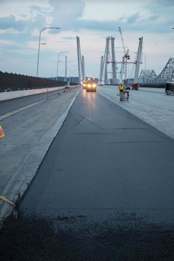 NEW WESTBOUND TAPPAN ZEE OPENS TO MOTORISTS FRIDAY NIGHT