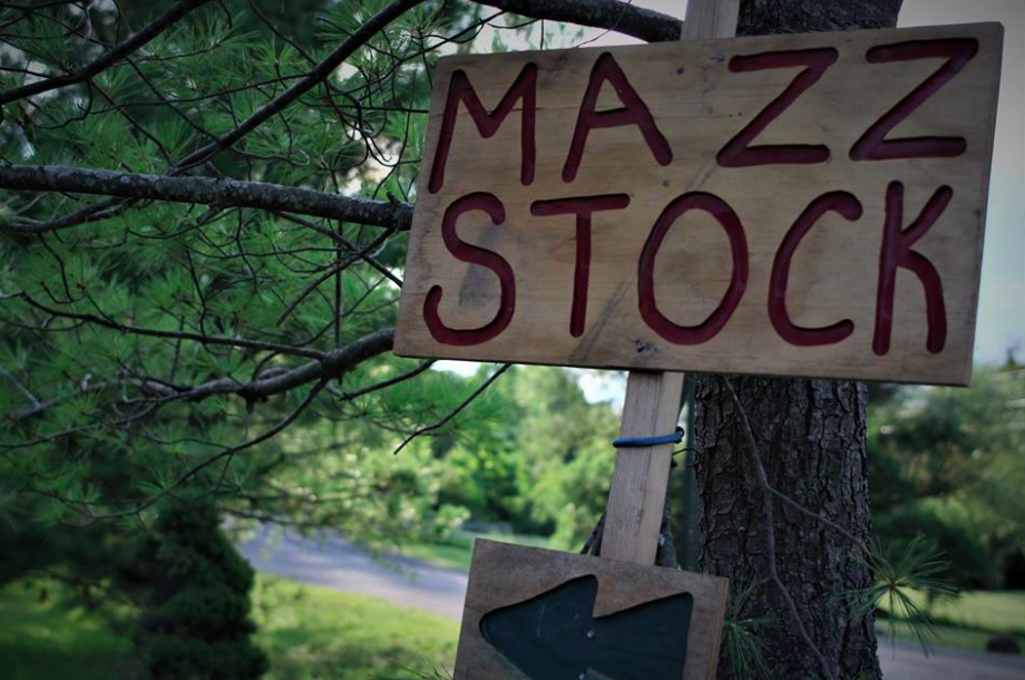 8th Mazzstock music festival draws about 500 campers
