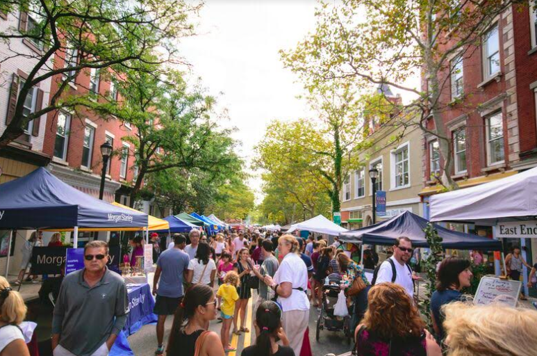 NYACK CHAMBER'S 31st ANNUAL SEPTEMBERFEST FAIR – SUNDAY, SEPTEMBER 10