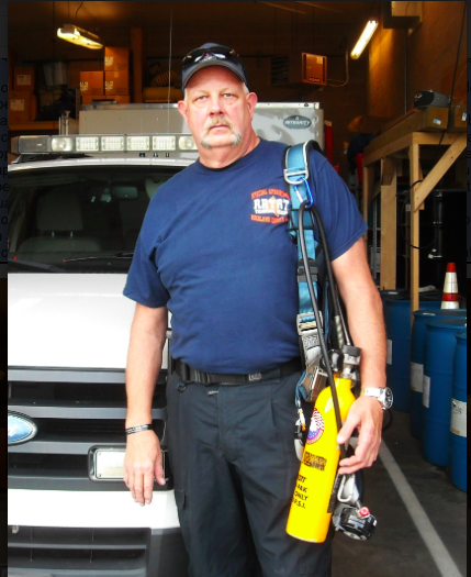 Unsung Hero: Don Arterburn, Volunteer Fire Department Technical Rescue Team Chief