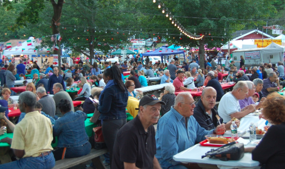 Sons of Italy Italian Feast & Carnival to Take Place this Weekend