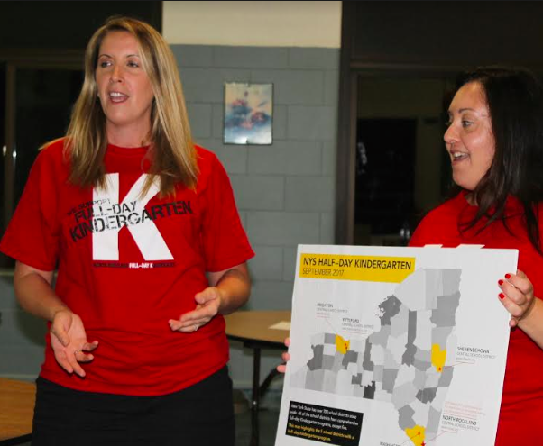 North Rockland parents campaign for full-day kindergarten for all