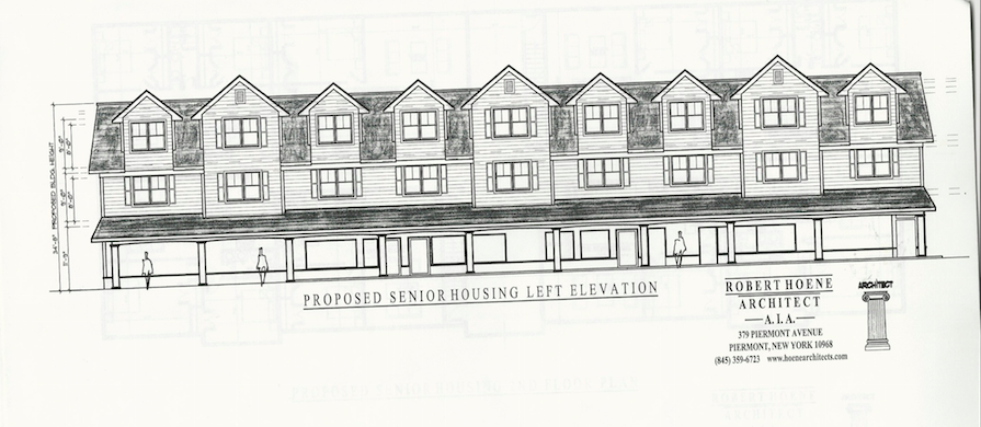 Senior Apartments Proposed for Downtown Pearl River