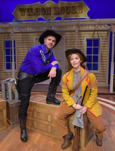 "FOUR STAR REVIEW: ""Annie, Get Your Gun,"" a sure shot winner at Westchester Broadway Theatre"