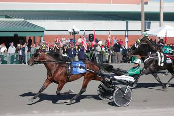 Champion Resolve Favored in Yonkers International Trot