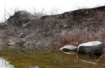 Ramapo's infamous dirt pile removed from Sloatsburg municipal fields, finally