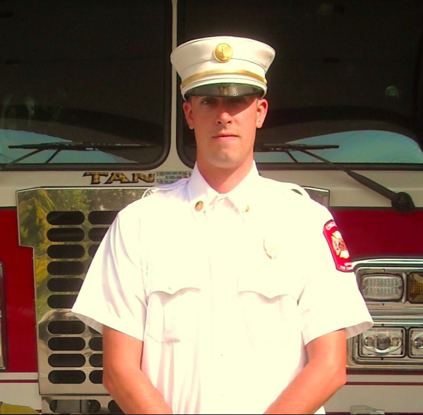 Unsung Hero: Edward Mihalczo, Volunteer 1st Assistant Lieutenant Congers Fire Department