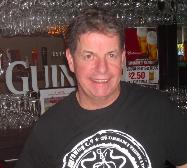U­­­­­­nsung Hero: Kevin Lynch, Charitable Owner of Lynch's Restaurant in Stony Point