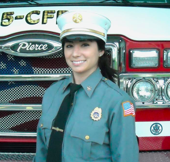 Unsung Hero: Annemarie Basile, Volunteer 2nd Assistant Chief, Hillburn Fire Department