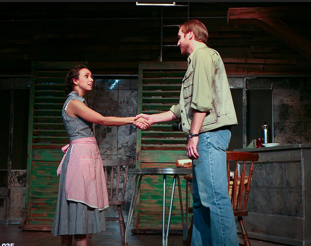 "Elmwood Playhouse's ""The Bridges of Madison County"" captivates the crowd"
