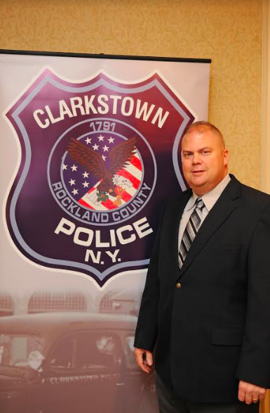 CLARKSTOWN STUNNED BY THE DEATH OF DETECTIVE FREDERICK PARENT