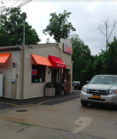 THE GREAT DUNKIN' DONUTS CONTROVERSY MAKES ITS WAY TO THE STONY POINT TOWN BOARD