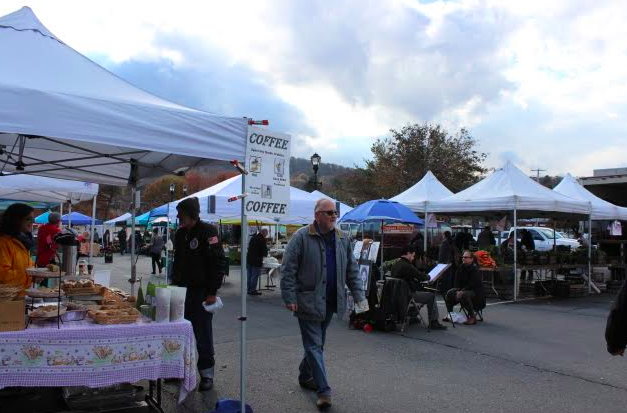 Nyack Farmers' Market soon  to move indoors