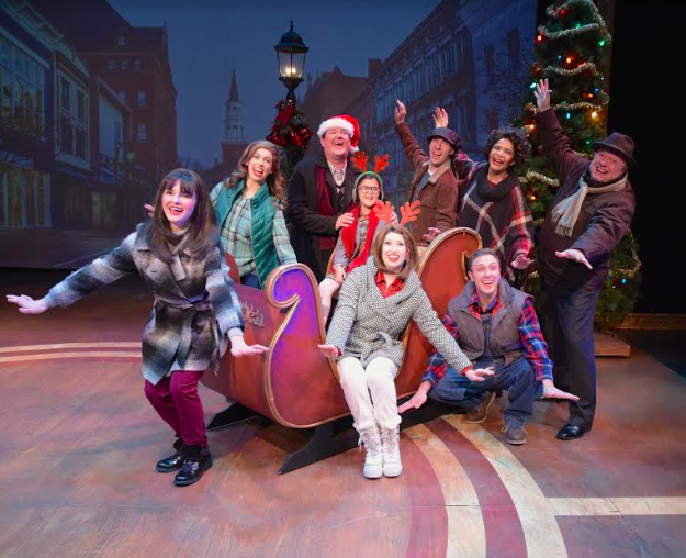 Christmas Voyager at Westchester Broadway Theatre: Inspiring and Nostalgic