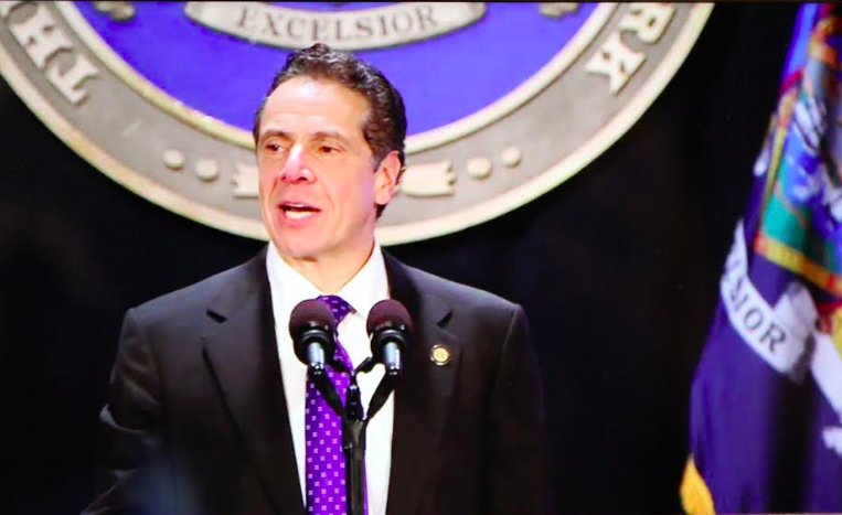 E Pluribus Unum (Out of Many, One) is Cuomo's rallying cry in State of State address