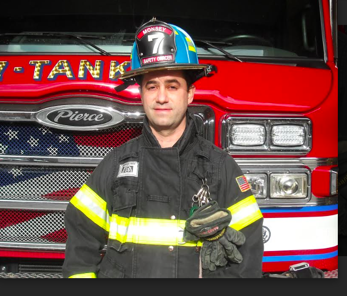 Unsung Hero: Monsey Fire Dept. Fire Safety Officer Raphael Ziegler
