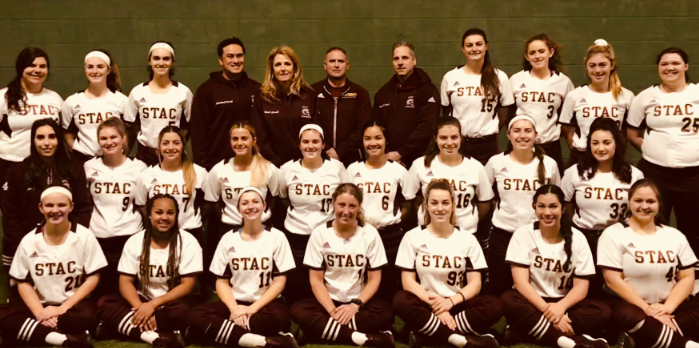Lady Spartans Softball Team Brings Enthusiasm, Depth, Experience into 2018 Season