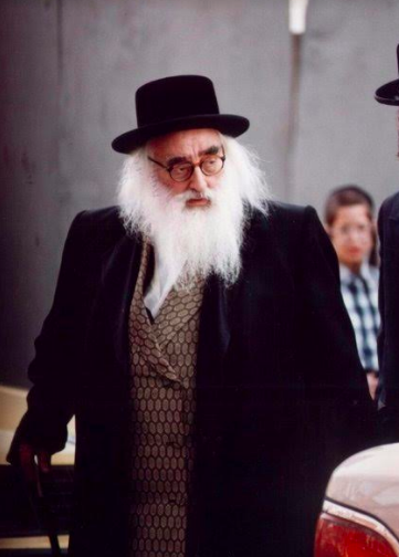 Beloved grand rebbe passes on at 95