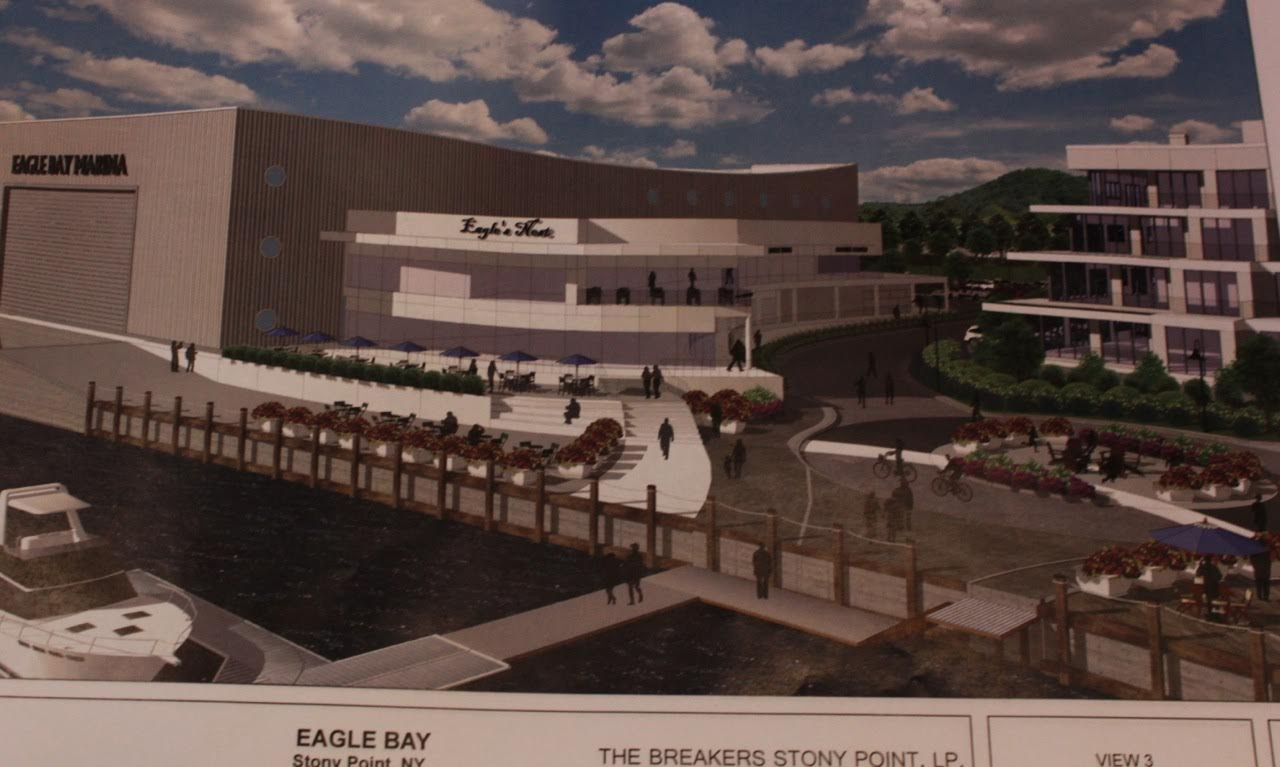 """Boatel"" added to plans for Eagle Bay condo development"